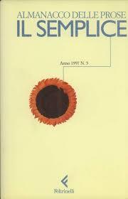 Il semplice, Almanacco delle prose, numero 5